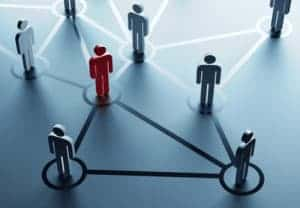 Finding a VA through business networking