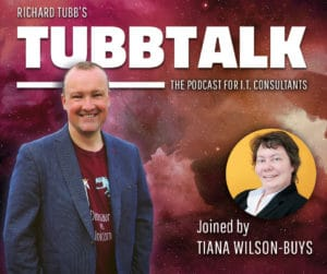 TubbTalk 22 - Tiana Wilson-Buys of Talking Business