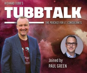 TubbTalk 39 - Paul Green of MSP Marketing Edge