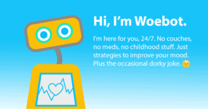 Woebot - A Therapy Chatbot