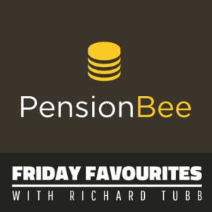 PensionBee-Friday Favourites with Richard Tubb