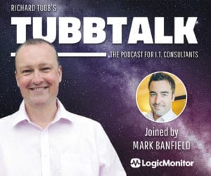 TubbTalk 58 Mark Banfield from LogicMonitor talks about performance monitoring