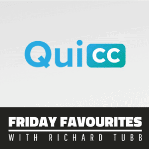 QuiCC-Friday Favourites with Richard Tubb of Tubblog