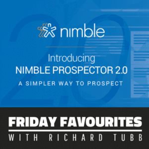 Nimble Prospector-Friday Favourites with Richard Tubb