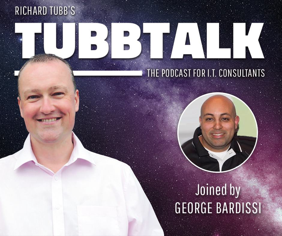 TubbTalk #66 -VoIP Solutions for the Modern MSP- Richard Tubb speaks to George Bardissi of BVoIP