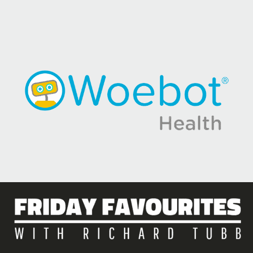 Woebot - Friday Favourites with Richard Tubb